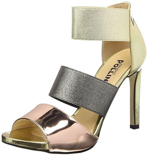 Pollini Sa16229c11to - Zapatos de vestir Mujer Multicolor