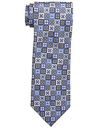 Geoffrey Beene mens big-tall Starbox Geo Extra Long Tie