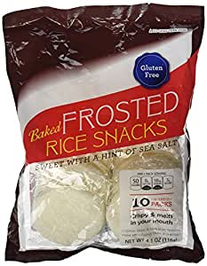 Amazon.com : Kameda Baked Frosted Rice Snacks, 4.1 Ounce