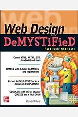 Web Design DeMystiFieD Paperback