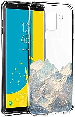 Eouine Funda Samsung Galaxy J6 2018, Cárcasa Silicona 3D ...