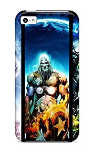 TYH - KGAnThVwqRPS Snap On Case Cover Skin For Iphone 4/4s(marvel) phone case