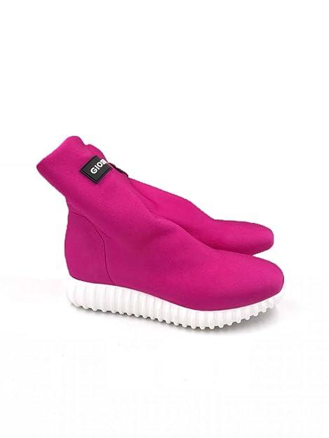 Gioselin Scarpa Donna Sneakers Light 230 Fuxia  Amazon.it  Scarpe e ... 5fc488baf8f
