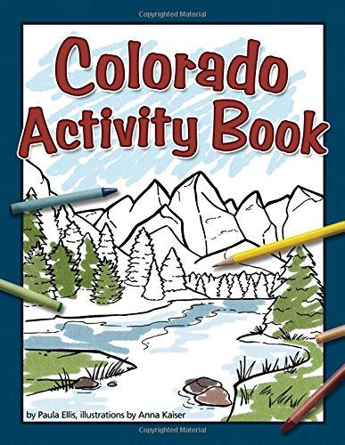 Colorado Activity Book (Color and Learn)