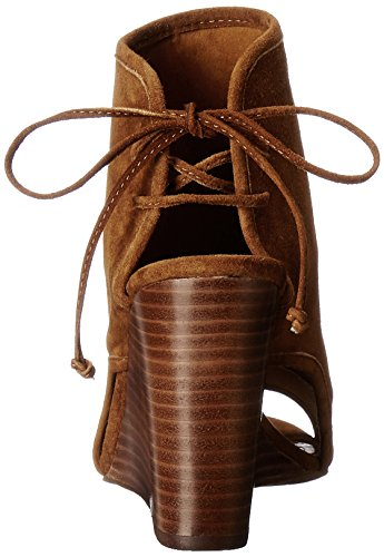 Women's Tahari Margo Sandal Rust Wedge Ta ZddwrH