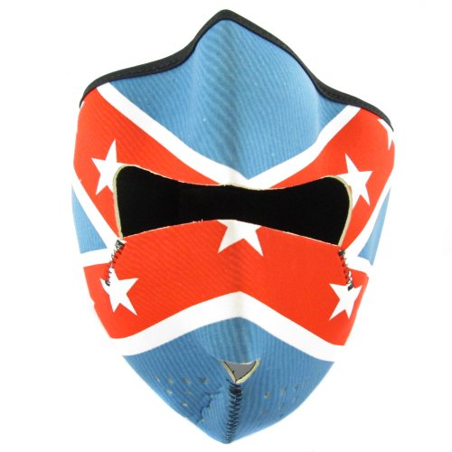 Multipurpose Stars and Stripes USA Country Flag Mask motorcycle Skiing Biking Paintball Mask Unisex