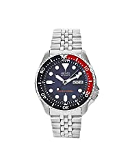 Seiko Men's SKX009K2 Diver's Automatic Stainless Steel Watch by Seiko Watches