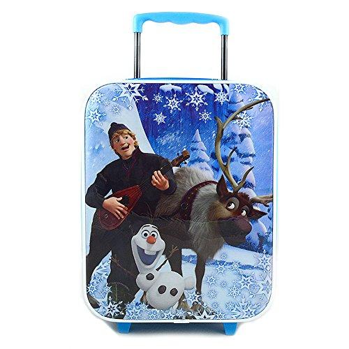 Disney Frozen Rolling Luggage Kristoff