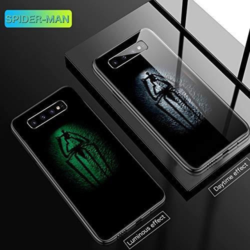 Amazon.com: Marvel Iron Man Batman Venom Luminous Glass ...