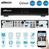 KKmoon 4 Channel 960H CCTV Surveillance Video Recorder H.264 HDMI Mobile Phone View Motion Detection