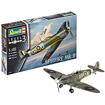 Amazon.com: Revell of Germany Super Marine Spitfire Mk.VC ...