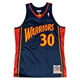 Mitchell & Ness Stephen Curry 2009-10 Authentic Jersey Golden State Warriors (40 (M))