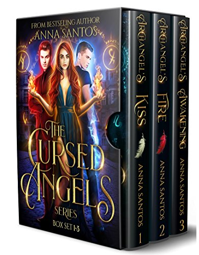 The Cursed Angels Series: Books 1-3