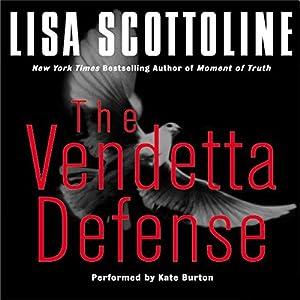 The Vendetta Defense Audiobook
