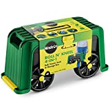 Miracle-Gro 4-in-1 Garden Stool - Multi-Use Garden Scooter with Seat -...