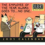 Dilbert Day to Day Calendar 2005