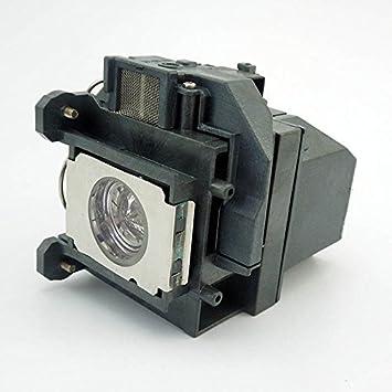 Lámpara de proyector ELPLP57/V13H010L57 para EPSON EB-440 W/EB-450 ...