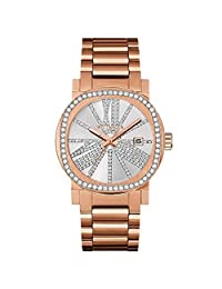 Wittnauer WN4008 Women's Watch Rose Gold-Tone Stainless Steel Crystal by Wittnauer