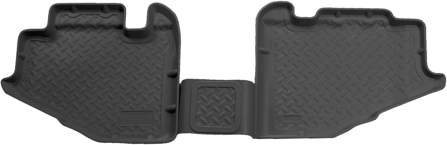 Husky Liners Fits 1997-06 Jeep Wrangler Classic Style 2nd Seat Floor Mat