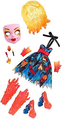 Monster High Inner Monster Fearfully Feisty Mood Pack (Monster High Customs)