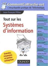 Tout sur les Systèmes d'information par Jean-François Pillou