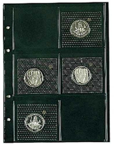 SAFE 7857 Spezialblätter für Coin Compact by SAFE