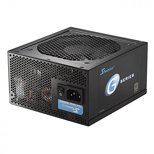 SeaSonic  650-Watt ATX12V/EPS12V SLI Ready CrossFire Ready 80 PLUS GOLD Certified Active PFC Power Supply SSR-650RM by Seasonic