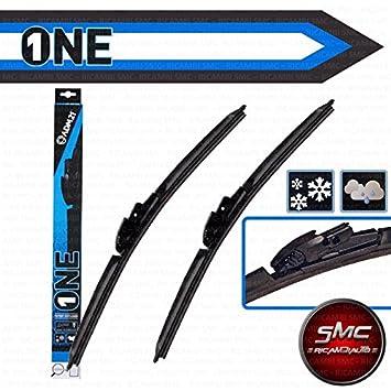 AR450S One escobillas para limpiaparabrisas delantero MINI MINI (R56) Cooper: Amazon.es: Coche y moto