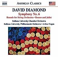 Symphonie n°6/Round for String Orchestra/Roméo et Juliette