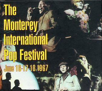 Monterey International Pop Festival [30th Anniversary Box Set] by Rhino