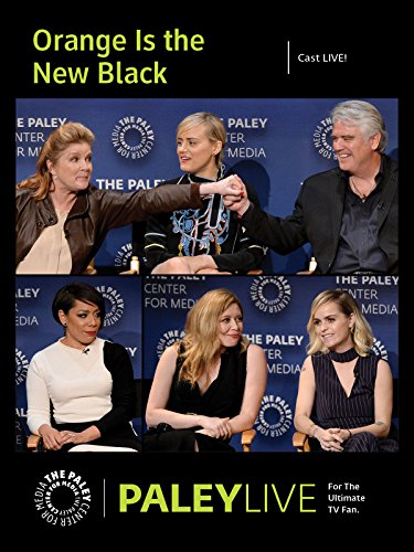 Orange Is The New Black  Cast At Paleylive