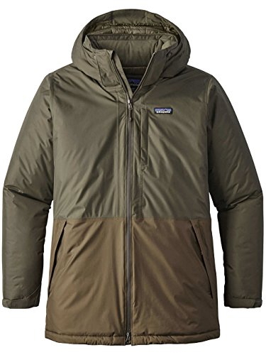 Patagonia Parka Talla indg Insulated Torrentshell 27845 S Industrial s Color Green M's qpfYqr