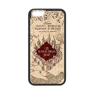 "JenneySt Phone CaseMagic Nnovel Harry Potter Wallpaper For Apple Iphone 6,4.7"" screen Cases -CASE-13"