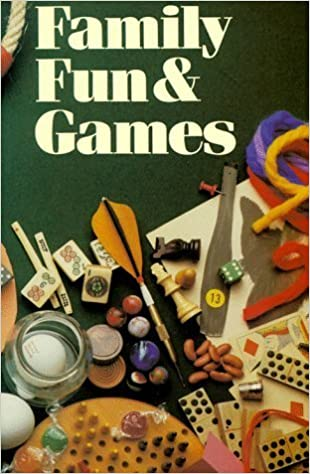 Book Family Fun & Games by Diagram Group (1994-08-03)