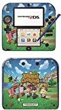 Skinhub Animal Crossing Leaf Game Skin for Nintendo 2DS Console