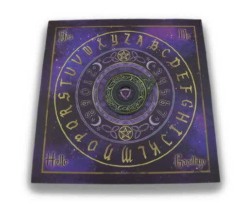 Zeckos Lisa Parker `Celestial Spirit` Talking Board New Age Spiritual