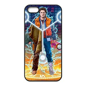 Back To The Future iPhone5s Cell Phone Case Black 05Go-257693