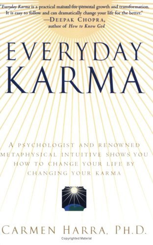 Amazon everyday karma a psychologist and renowned everyday karma a psychologist and renowned metaphysical intuitive shows you how to change your life fandeluxe Gallery