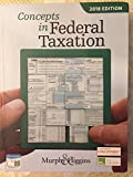 img - for Concepts in Federal Taxation 2018 book / textbook / text book