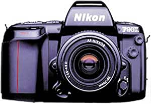 Nikon F90X cámara réflex (solo carcasa)