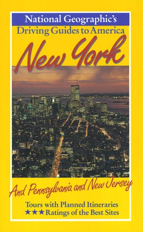 National Geographic Driving Guide to America, New York