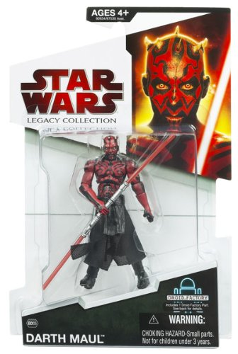 Darth Maul BD#05 Star Wars Legacy Collection Action for sale  Delivered anywhere in USA
