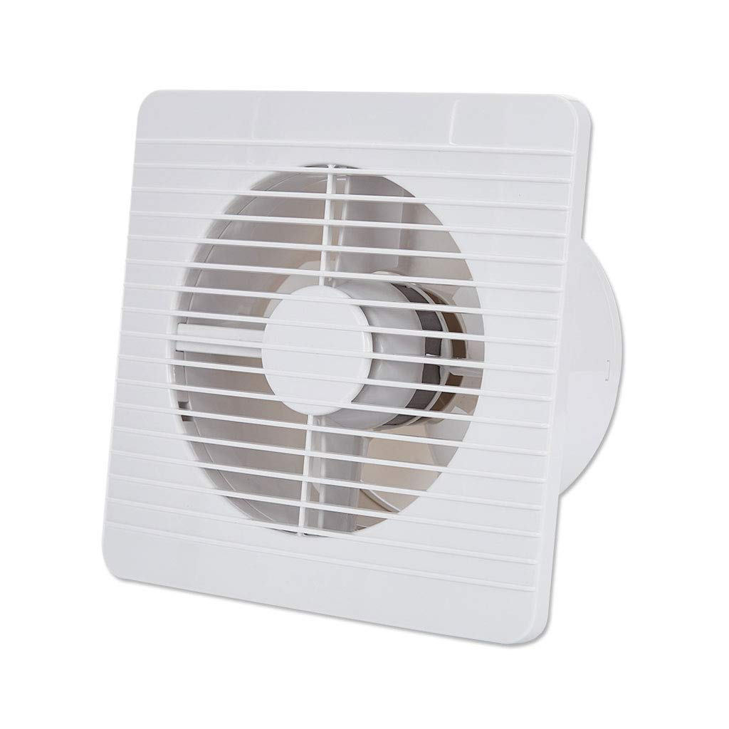 Moolo Ventilation Fan, Wall-Mounted Kitchen Bathroom, Large air Volume Circular Exhaust Fan