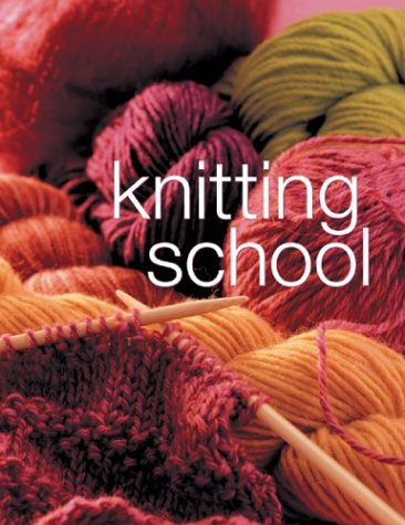 Download Knitting School: A Complete Course pdf