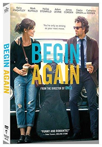 DVD : Begin Again (DVD)