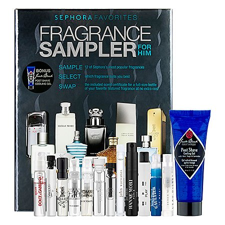 Amazon.com : Sephora Favorites Fragrance Sampler for Him Fragrance ...
