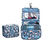 Itraveller Hanging Toiletry Bag-Portable Travel Organizer Cosmetic Make up Bag case for Women Men...