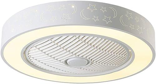 37W LED Ceiling Fans Modern Ceiling Light