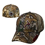 Top of the World South Carolina Gamecocks Official NCAA One Fit RTX Brand 1 Hat 465203