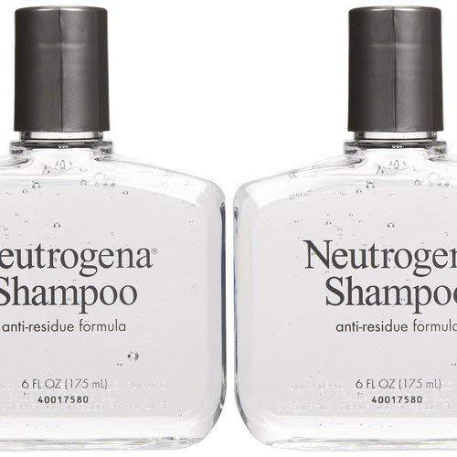 Neutrogena Anti-Residue Anti-Residue Shampoo 2 pk